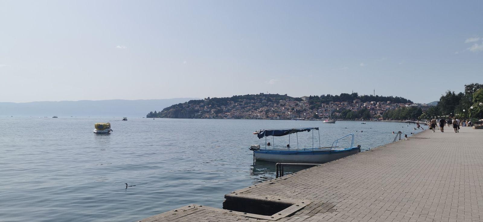 Dimanche 1er août : direction Ohrid