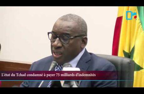 L'Etat tchadien condamné à verser 75 milliards d'indemnités aux victimes d'Hissein Habré