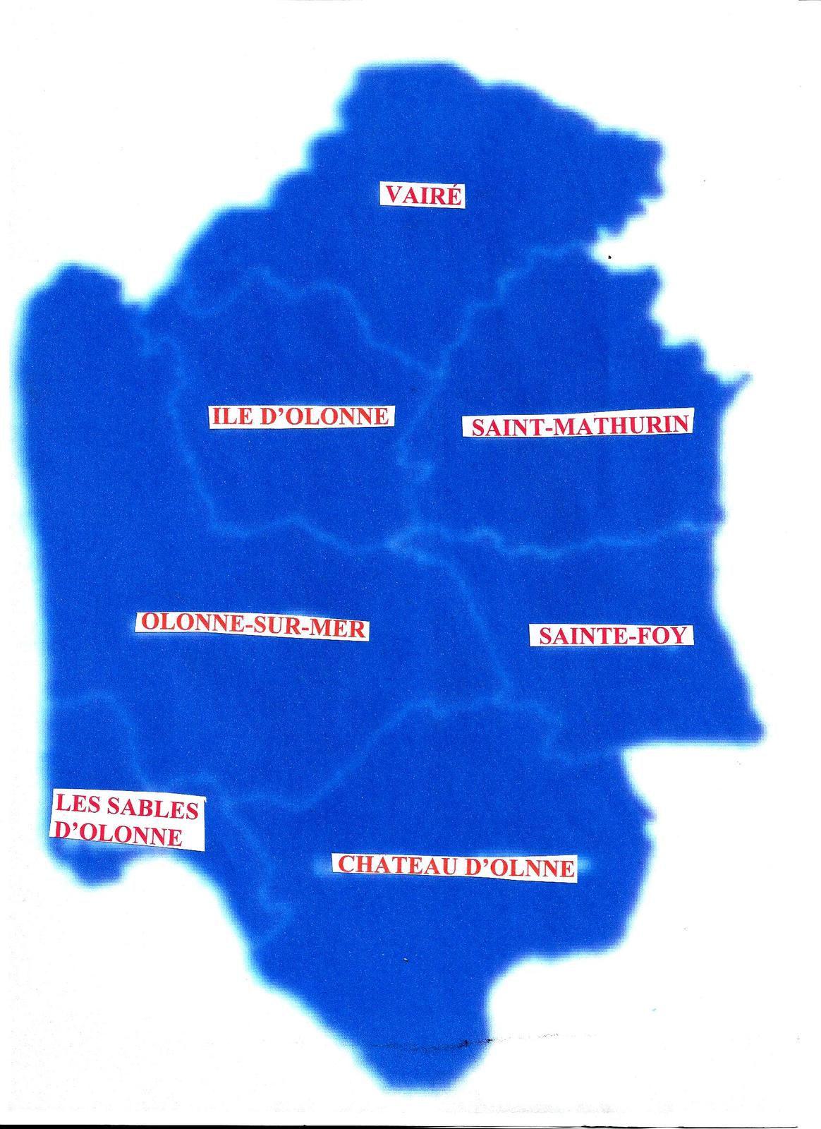 L'AGGLOMÉRATION LES SABLES D'OLONNE