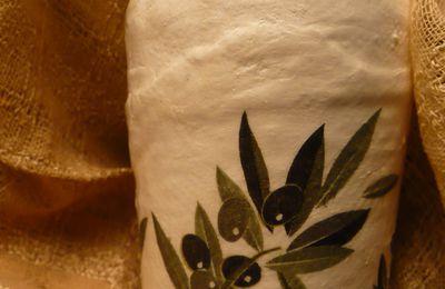 Collage - olivier