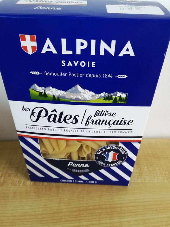 Pâtes Alpina Savoie