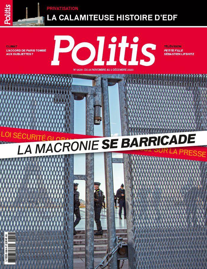 La une des nouveaux numéros des magazines hebdomadaires d'actualité.