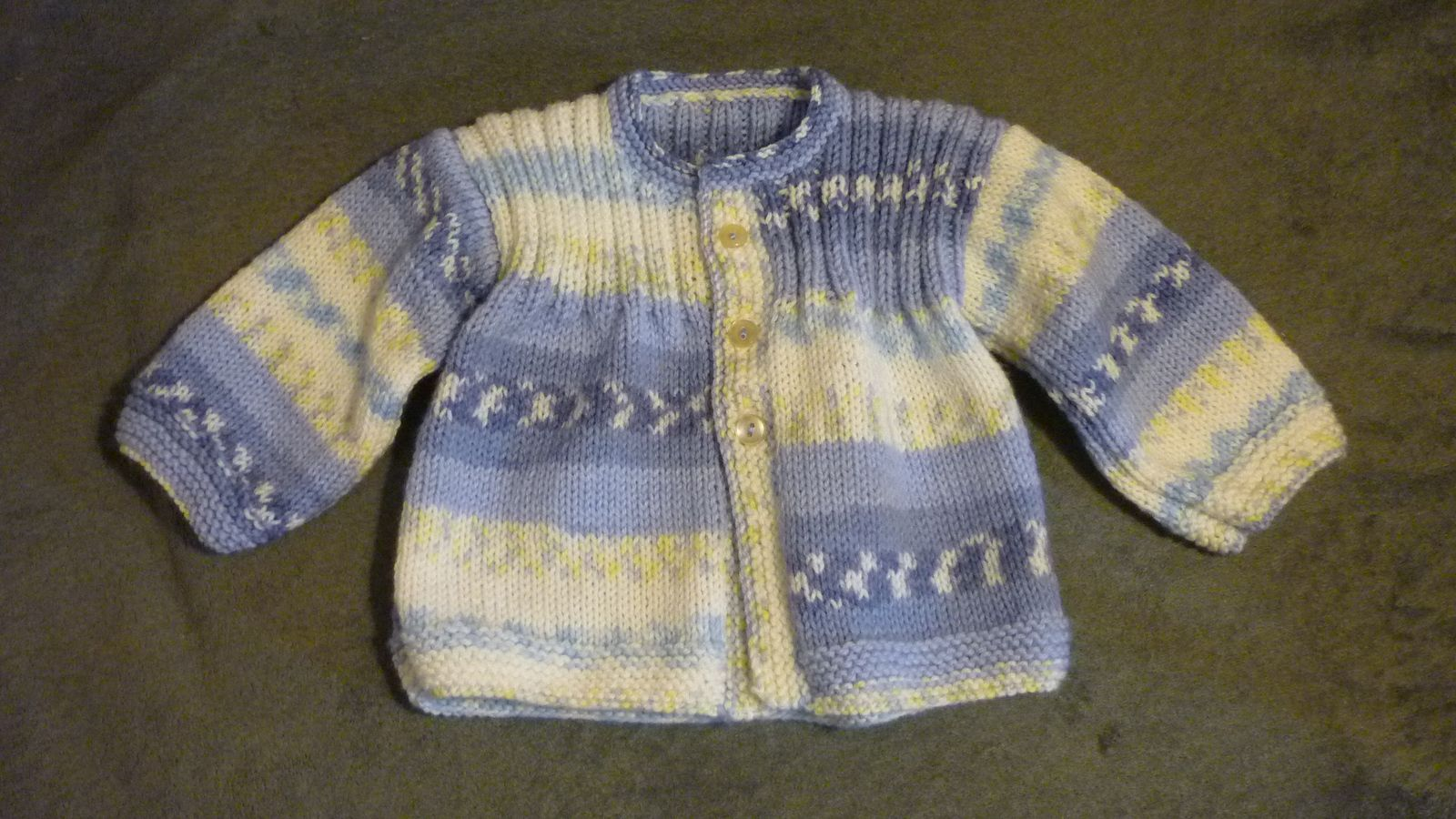 Layette pour Stacy / 2.
