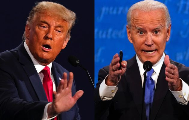 Élection américaine 2020: Regardez Trump et Biden s'affronter sur Covid-19, la corruption, le climat et le racisme (vidéos)