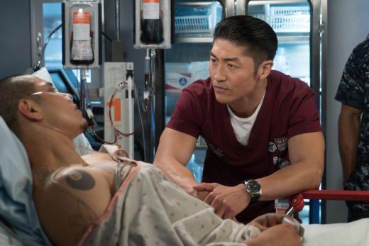 Critiques Séries : Chicago Med. Saison 2. Episodes 1 et 2.