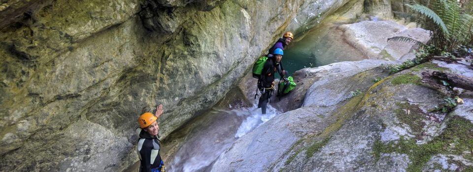 Canyon 2020 part I (Grenoble et Alpes maritimes)