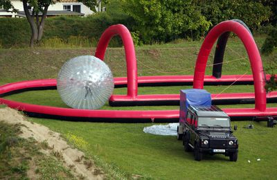 Bubble Football - A Fun Ready Youngsters Of All Ages