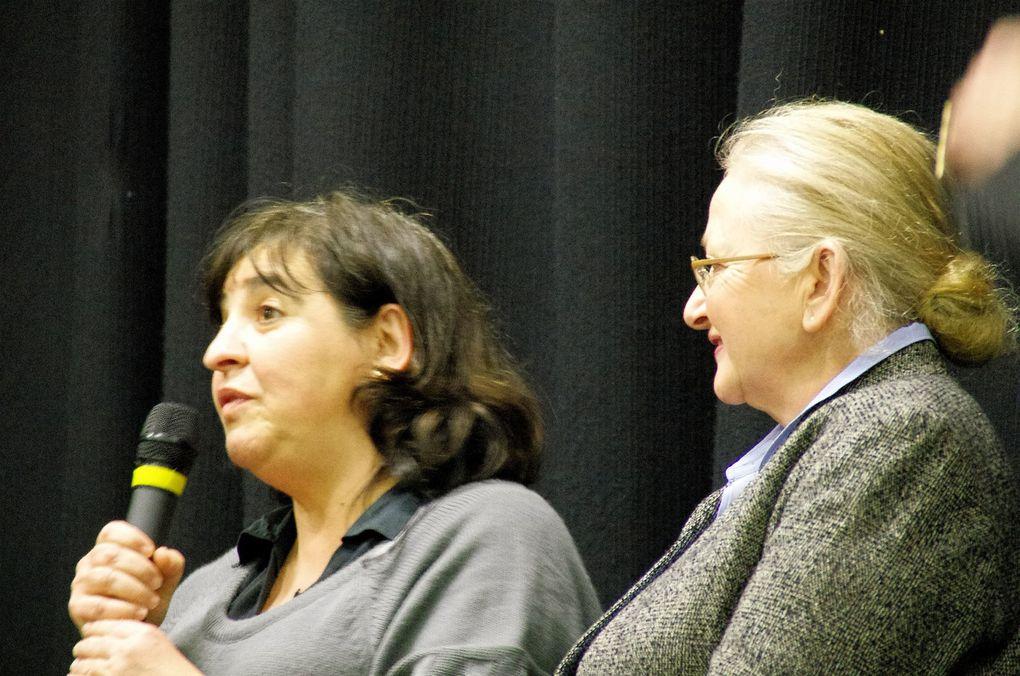 salle Pierre Mendès-France à Saintes le 5 février 2011