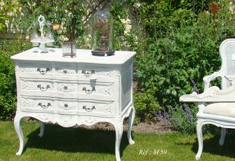 M59 - Commode Louis XV Rocaille