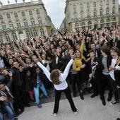 "Nancy : "" We are happy "", le film"