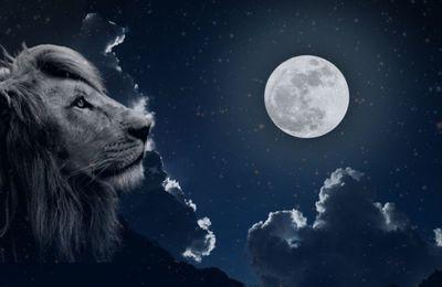 Astrologie intuitive : Pleine lune du Lion le 28 janvier 2021