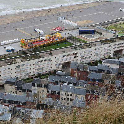 Un barrage contre la Manche