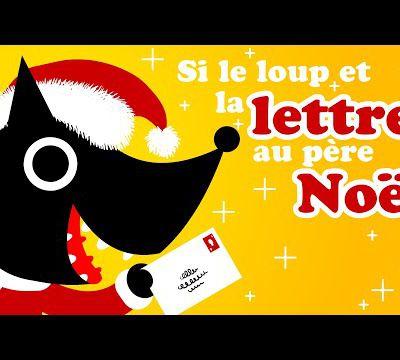 Comptine de Noël : la lettre au père Noël