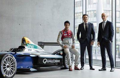 Pourquoi Hugo Boss a préféré la Formule E à la Formule 1