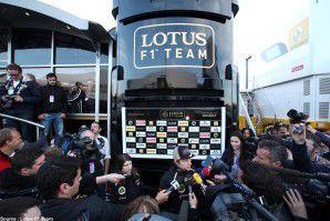 Stéphane Samson nous explique la stratégie marketing de Lotus