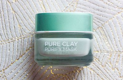 L'Oréal, Pure Clay, Purify Mask