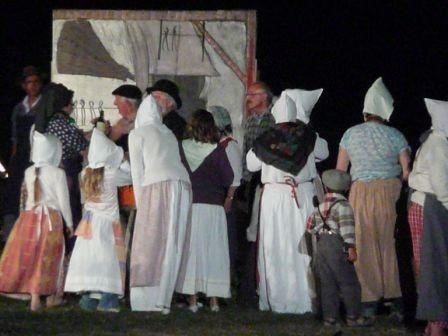 """La fête villageoise a eu lieu les 24 et 25 juillet 2010. La samedi, place aux """"Feux Mâlois en Scène"""" !"""