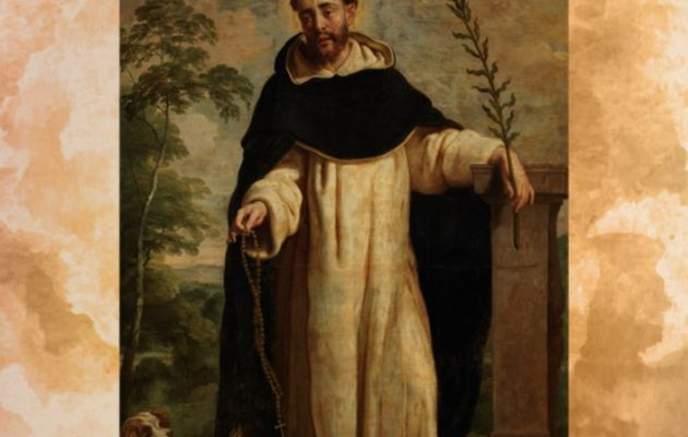 8 Agosto: San Domenico de Guzmán - Preghiere, litanie e vita