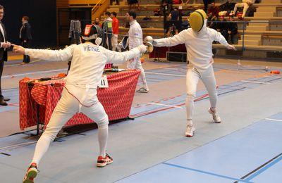 Le circuit national épée de Vénissieux fête ses 20 ans