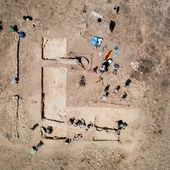 1,000-year-old church walls discovered in Ethiopia