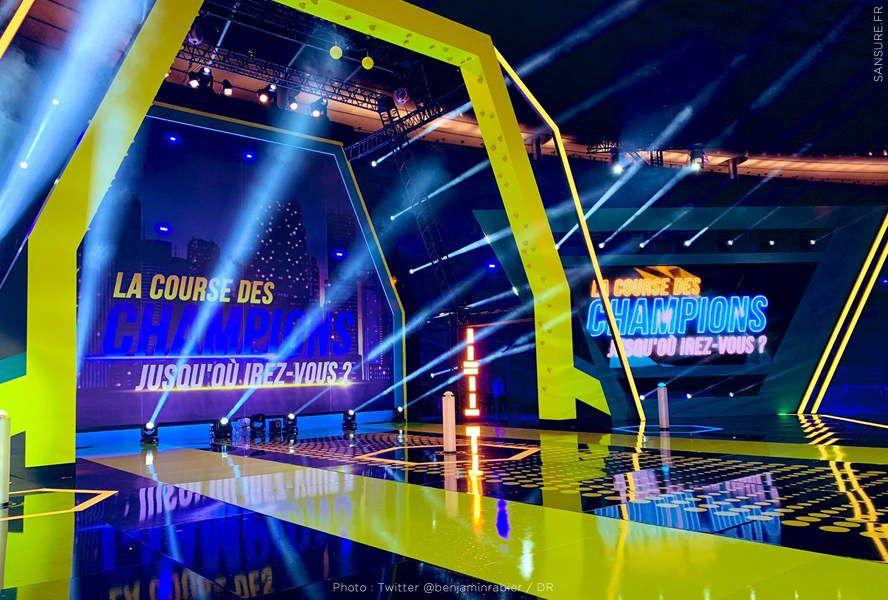Les premières images de La Course Des Champions ! (diaporama) #LaCourseDesChampions