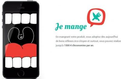 Checkfood : une application contre le gaspillage alimentaire