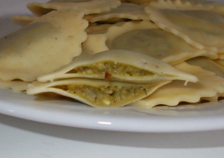 Steinhaus Dinkel-Pasta Spinat-Ricotta Dinkel