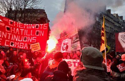 Résistances et luttes sociales en France