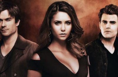 Vampire Diaries - Rezension