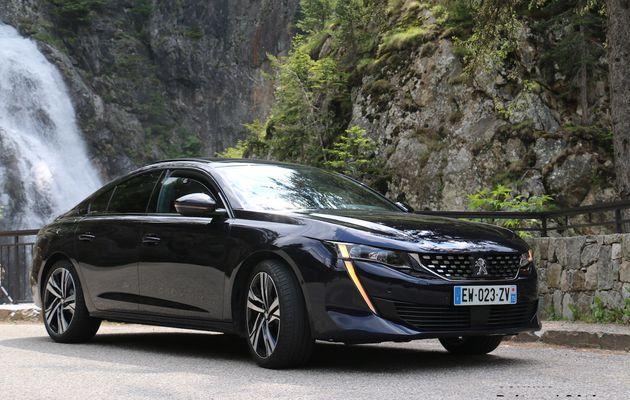 Avec sa nouvelle 508, Peugeot veut s'imposer parmi les Premium !
