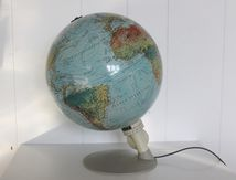 Gros globe Scan Globe made in Denmark 1972