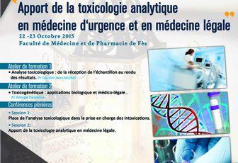 Colloque international de toxicologie
