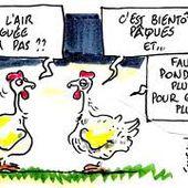 Humour Sarkozy de Pâques: Les pontes supplémentaires - Doc de Haguenau