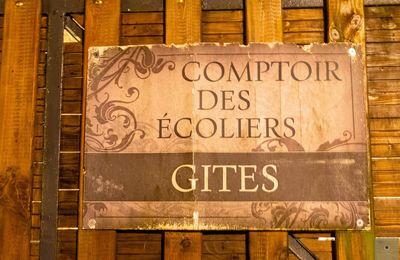 Le Comptoir des Ecoliers à Gémozac en Charente-Maritime, un superbe Gîte de location