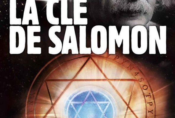 La clé de Salomon, de José Rodrigues dos Santos