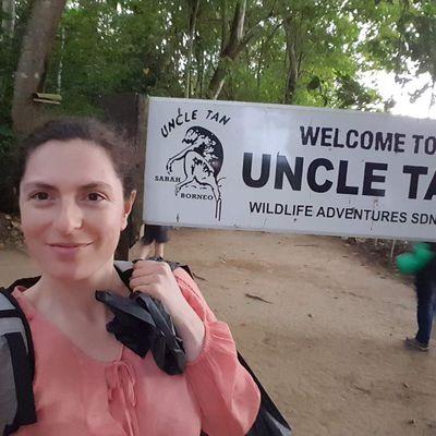 Excursions dans la jungle de Bornéo avec uncle Tan