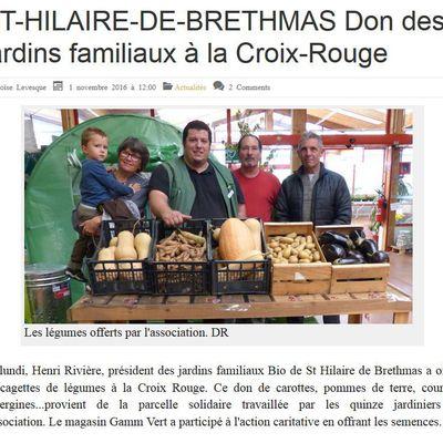 Alès Saint Hilaire de Brethmas
