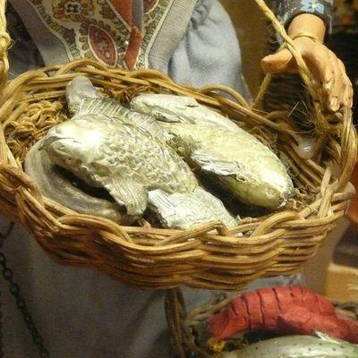Le conservatoire du santon provençal à Arles : les marchés de Provence...