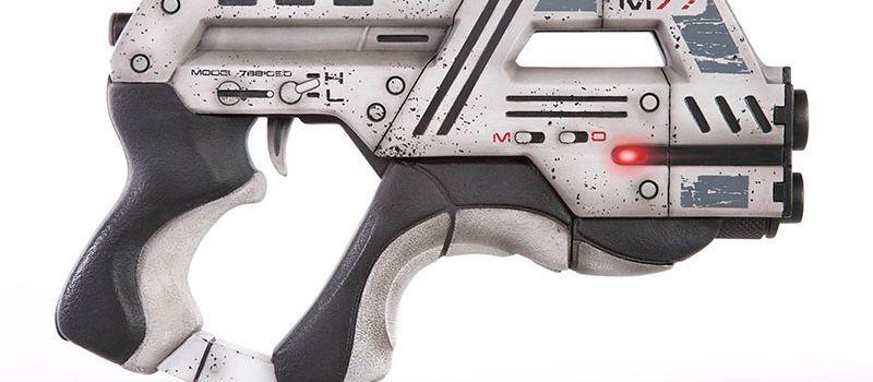 Prenez-vous pour  le Commandant Shepard !