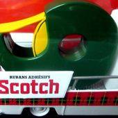 FASCICULE N°53 CITROEN TYPE HY RUBAN ADHESIF COLLE 3M SCOTCH IXO 1/43 - car-collector.net