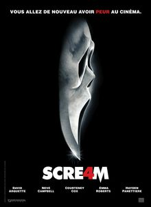 Scream 4 : don't mess with the original!