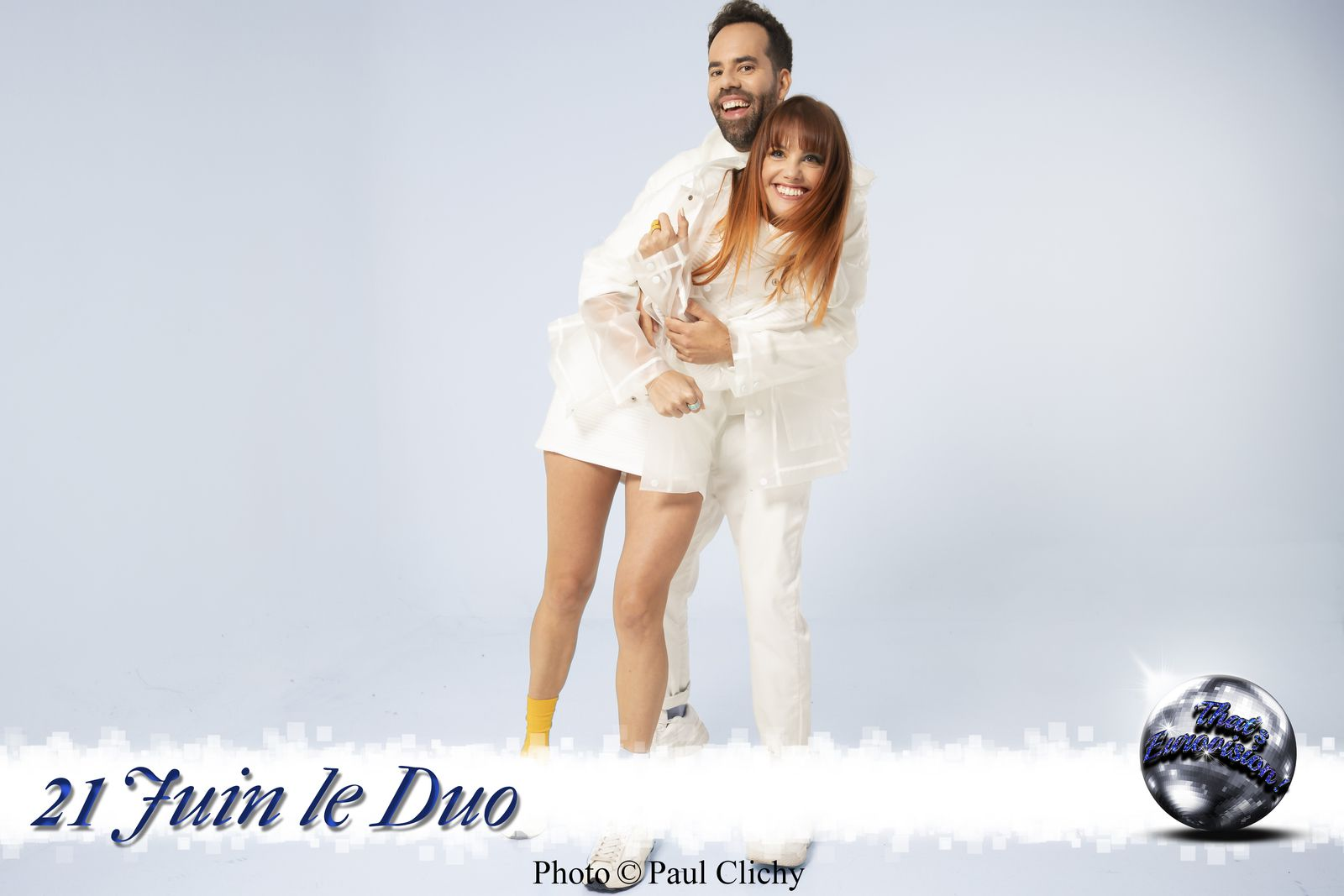 21 Juin Le Duo - This is the song we definetely want to defend in Eurovision!