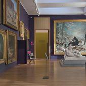 Jusqu'à l'été 2021, le musée des Beaux-Arts de Besançon rassemble la plus grande collection publique de Courbet au monde