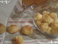 Chouquettes croustillantes et aérées