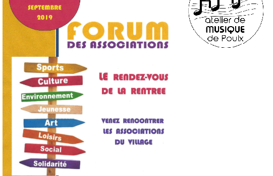 Forum des association 2019