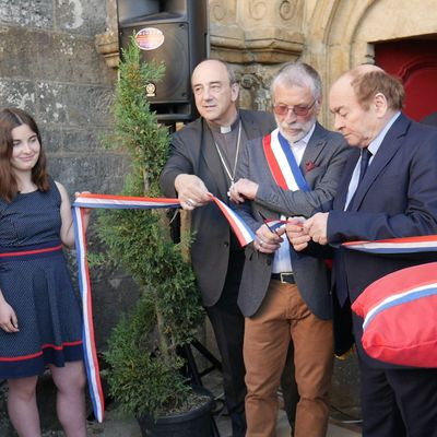 Inauguration de l'Eglise Restaurée