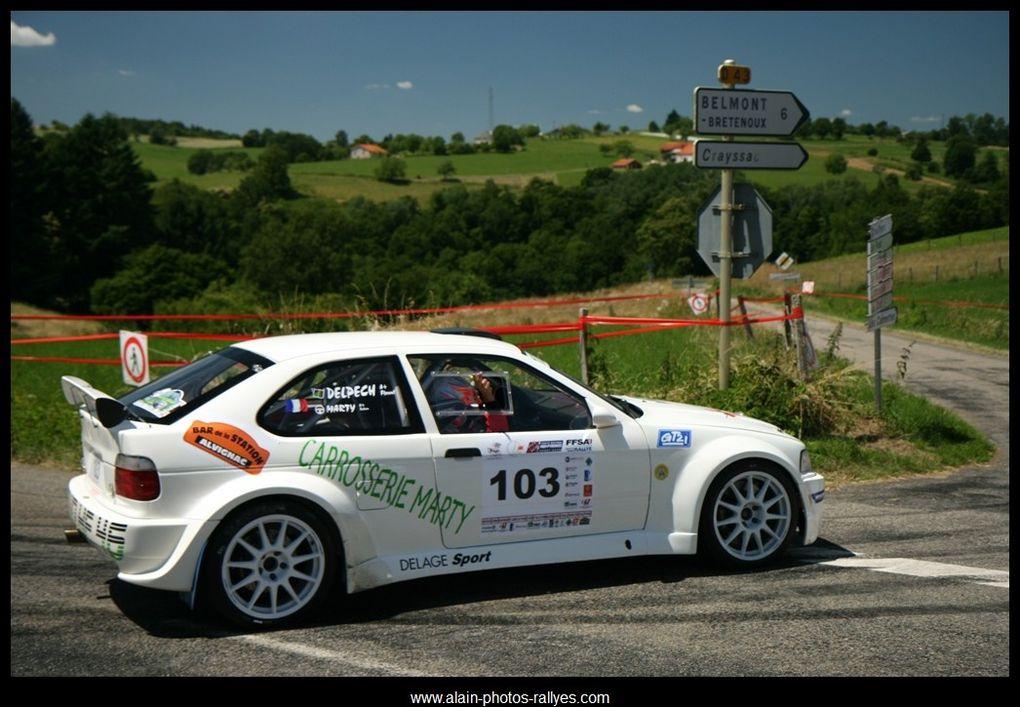 Rallye national et régional comptant pour la coupe de France 2015.